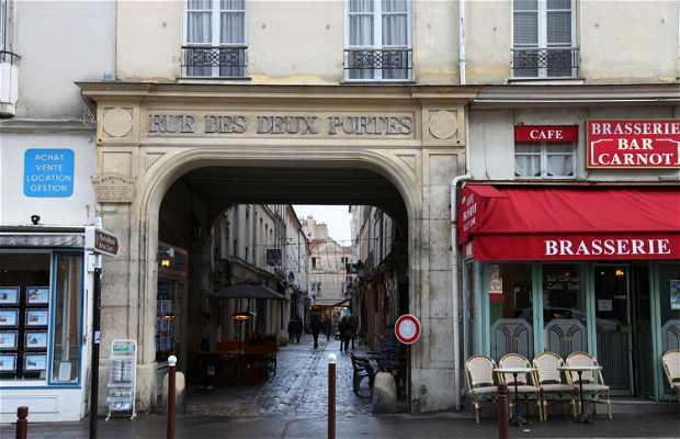 Rue des Deux Portes