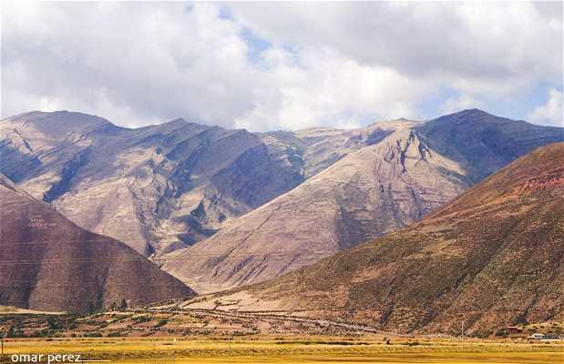 Il trenino delle Ande