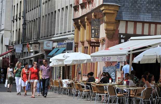 Quartier Bouffay