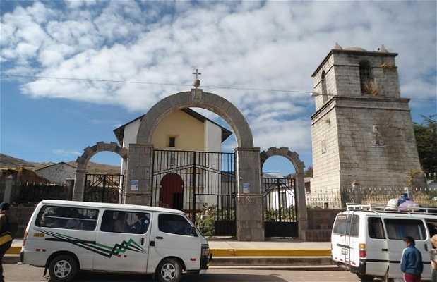 Iglesia de Capachica