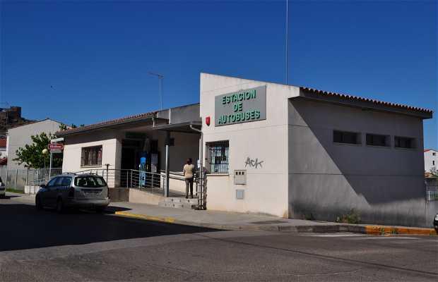 Estación de Autobús de Alburquerque