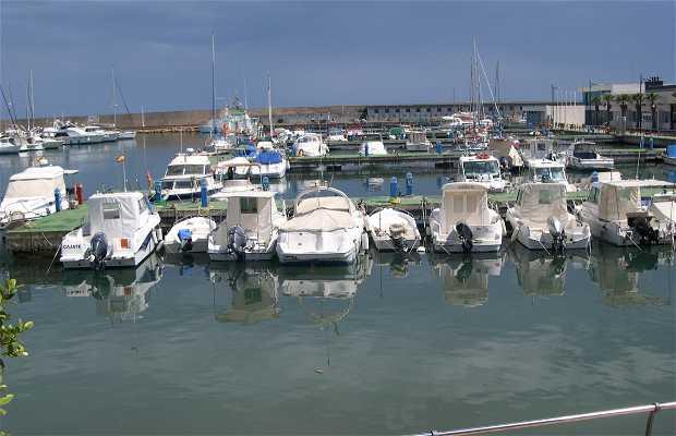 Puerto de Roquetas