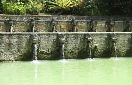Air Panjar Hot Springs