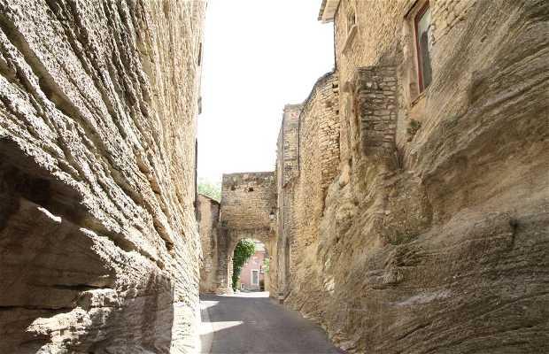 Goult castle