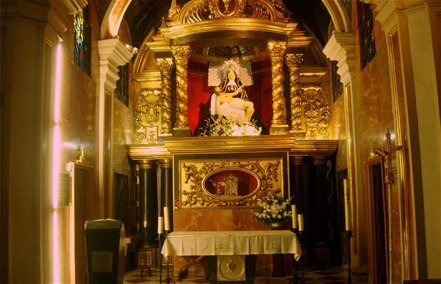 Ermita Virgen de las Angustias