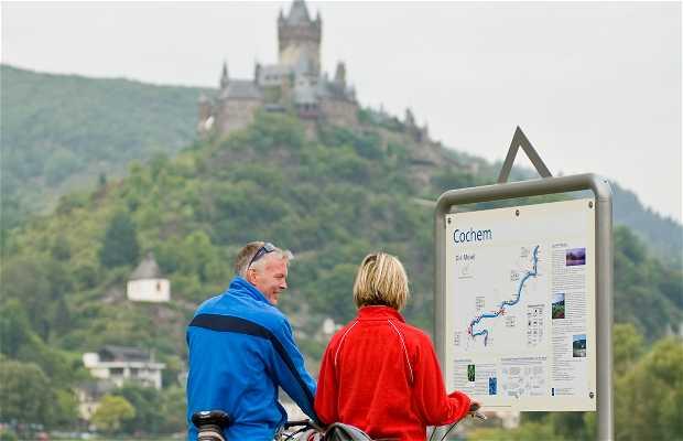 Ruta ciclista de Moselle