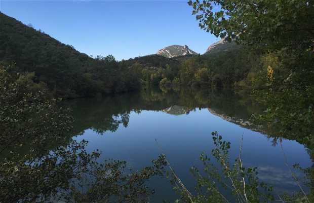 Descenso del Ebro en kayak