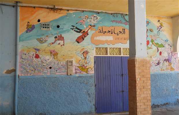 La vie est belle - restaurant a Essaouira