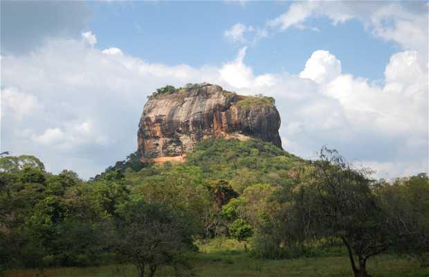Ruinas de Sigiriya
