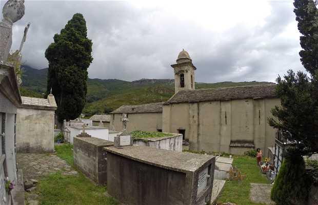 Iglesia de Santa María - Erbalunga