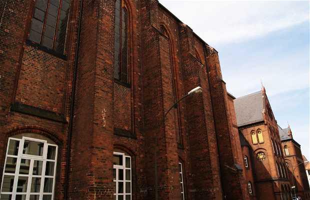 Iglesia Negra de los Dominicos