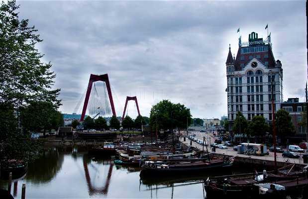 Willemsbrug - Puente Rojo