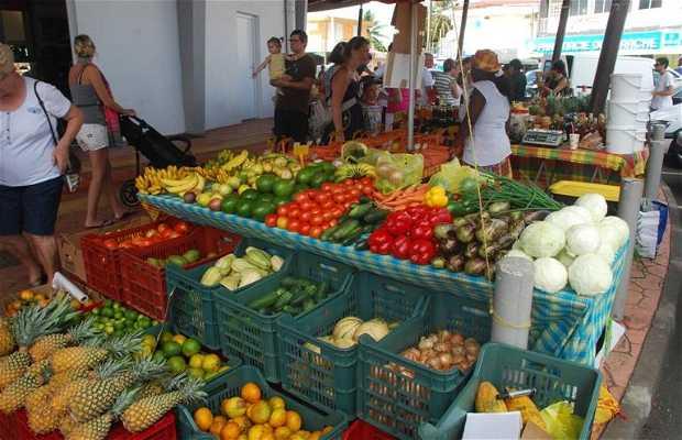 Mercato di Saint Francois