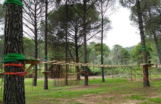 Parque de Aventuras Alcornoquellano