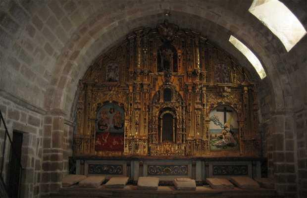 Iglesia de Santa María a Nova
