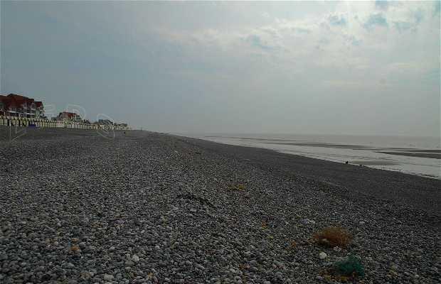 Playa de Cayeux-Sur-Mer