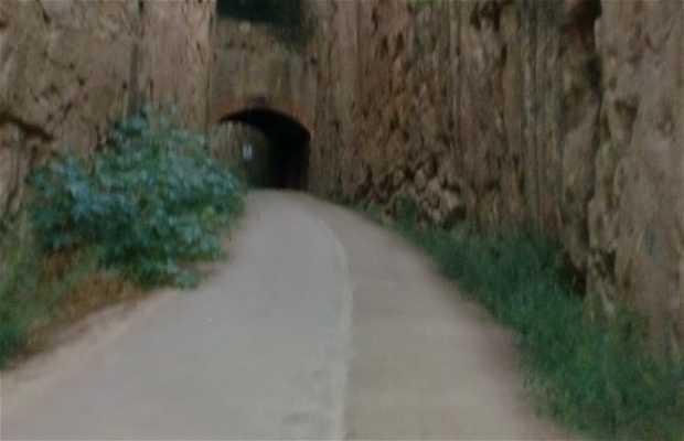 Route Verte Benicassim-Oropesa