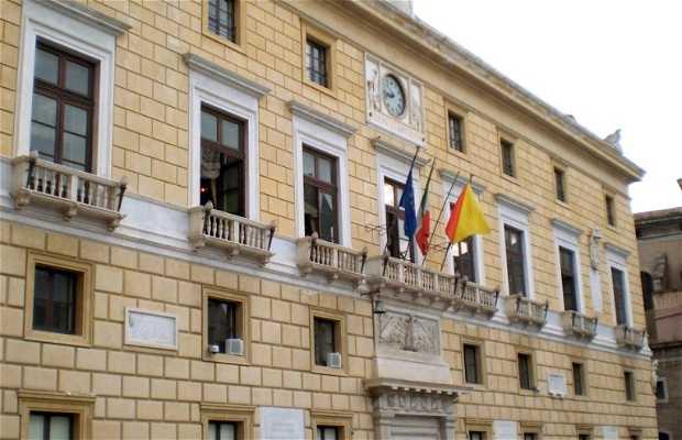 Palacio o Palazzo Pretorio