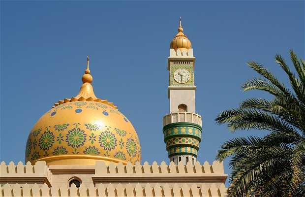 Mezquita Asma