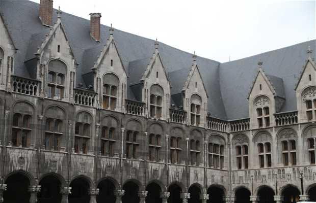 Palacio de los Príncipes Obispos de Lieja