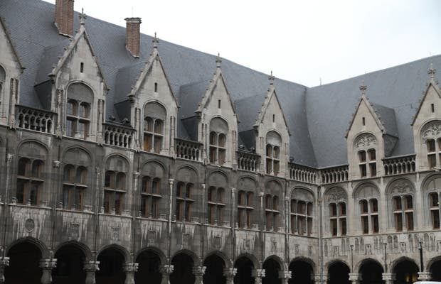 Prince-Bishops' Palace