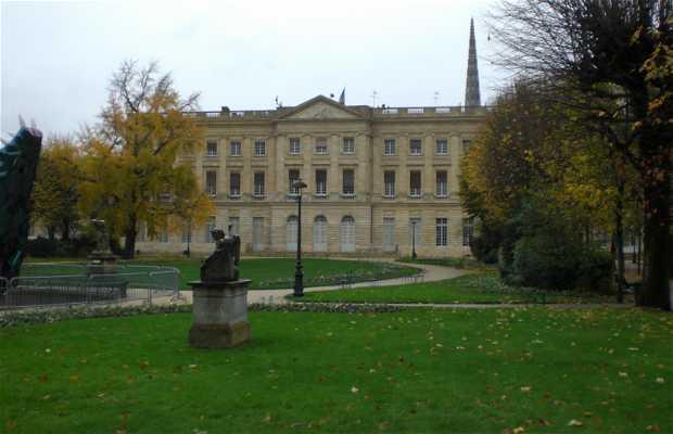 Jardines del Palacio Rohan