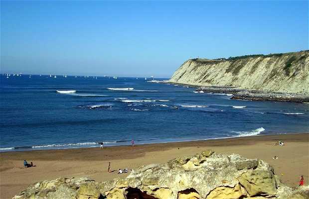 Arrigunaga Beach