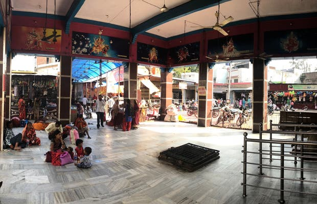Templo Maa Sankta Devi