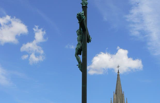 Cristo de la Plaza Giral