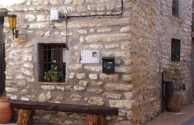 Pueblo de Beniaia( Tollos)