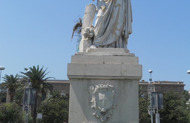 Statua di Messina