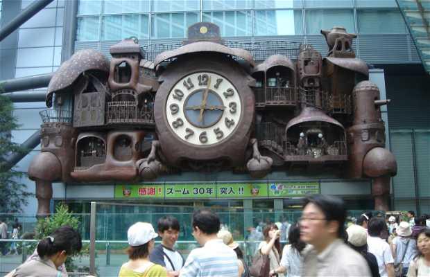 Miyazaki Clock