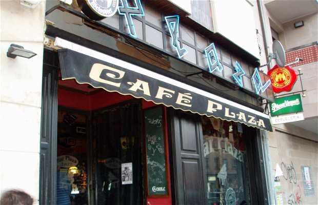 Bar Café Plaza