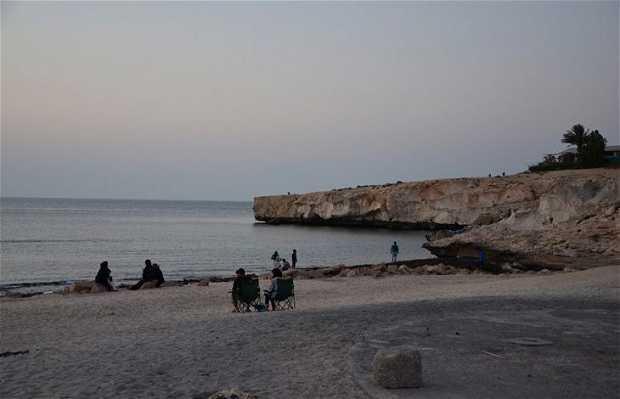 Playa de Marjan