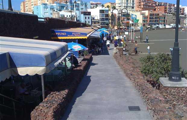 Playa Melenara Restaurant