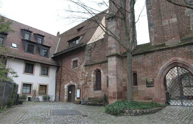 Ruínas da Igreja Katharinenkirche