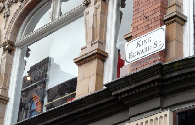 Calle King Edward