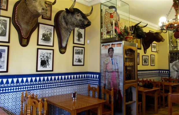 Restaurante Mesón Serranito