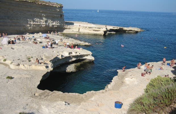 St Peter's Pool (Piscinas naturales)