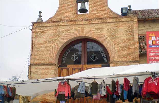Mercado dei sabato di Sahagún