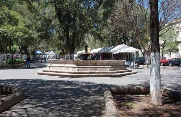 Alameda García de la Cadena