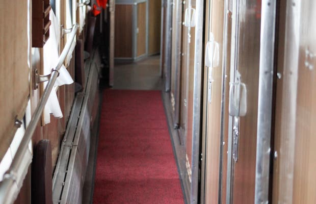 Tren Rossiya