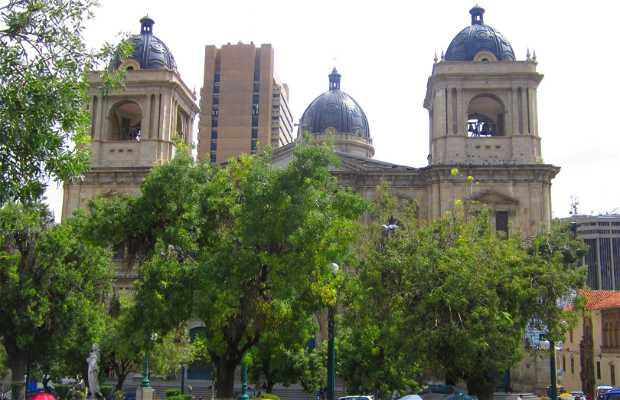 Eglise Nuestra Señora de La Paz