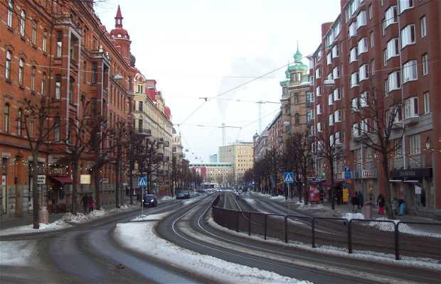 Linnégatan