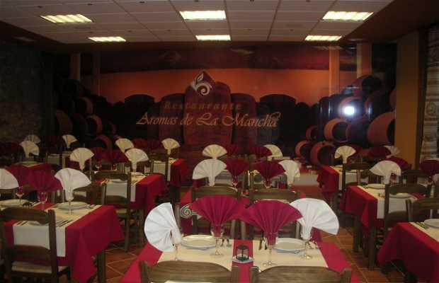 Restaurante Aromas de la Mancha