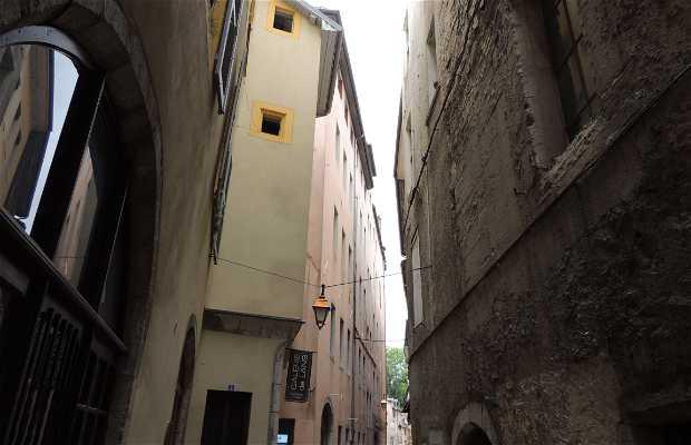 Rue de Lans