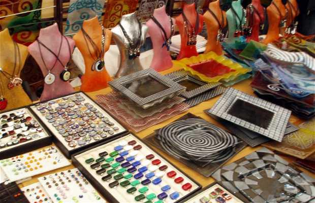 IV Feria de Artesanía