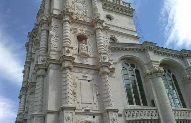 Torre de la abadia