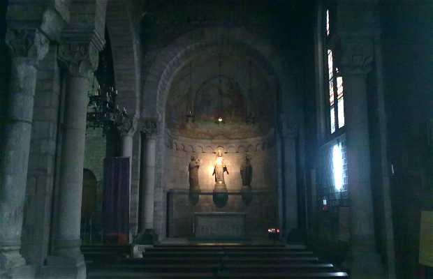Iglesia de Sant Pere de Puel.les