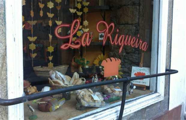 La Rigueira cafetería y panadería